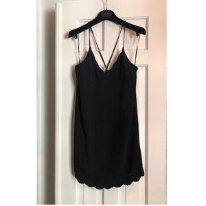 ASTR Black Dress